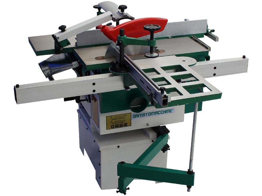 Combinata per legno disco 5 tecnosuisse for Damato macchine utensili