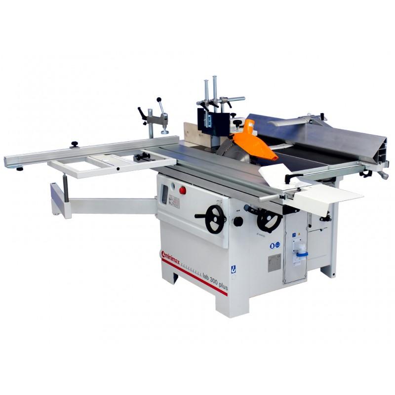 Kombimaschine MiniMax Lab 300 Plus