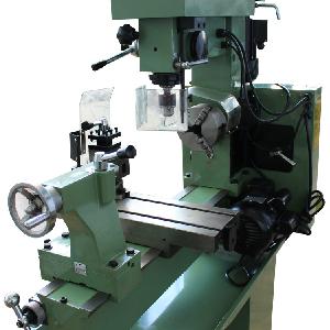 Dreh-Fräsmaschinen