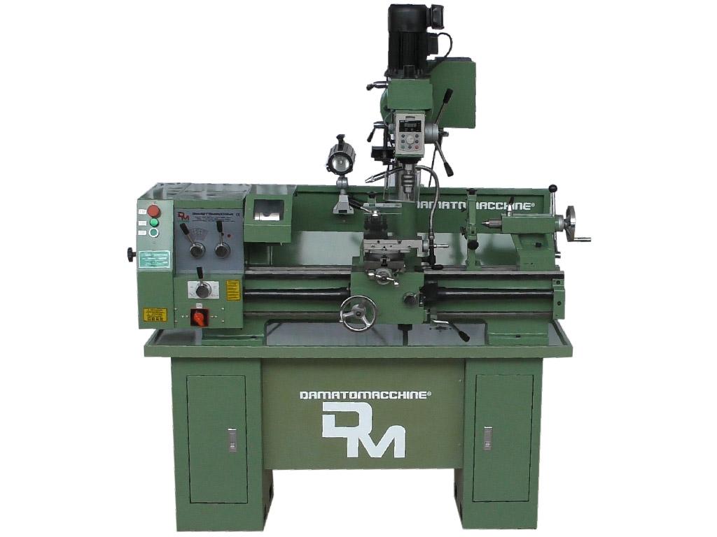 Combin m taux multitech 800 3l super tecnosuisse for Damato macchine utensili