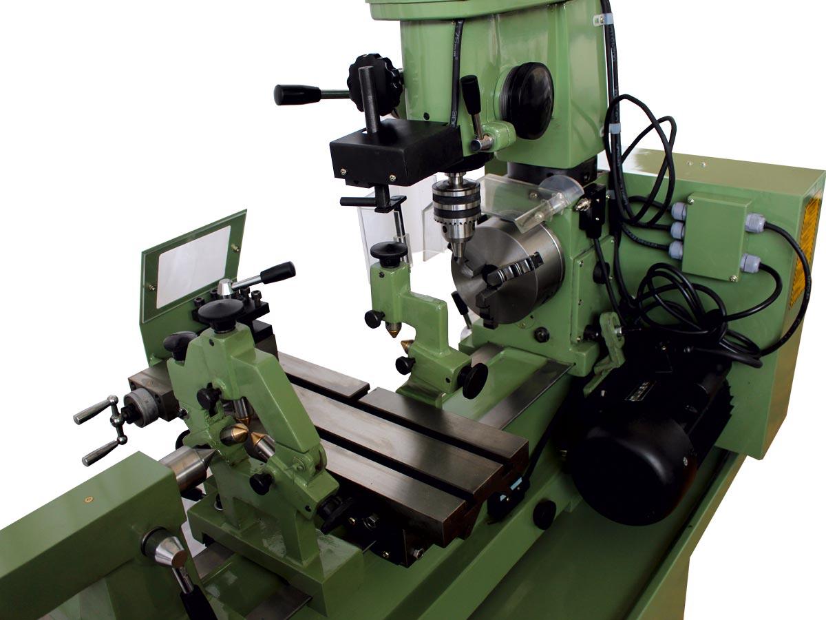Tornio Fresatrice Master 500-3L (Immagine 5)