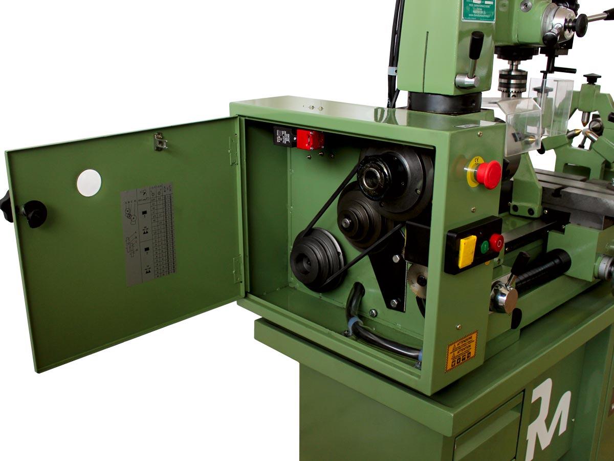Tornio Fresatrice Master 500-3L (Immagine 6)