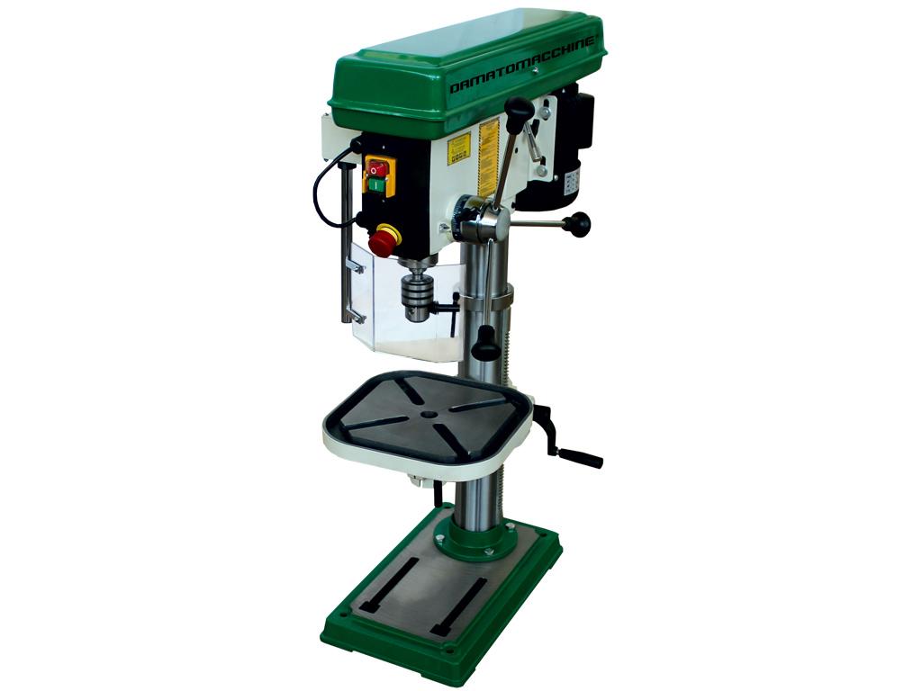 Trapano a colonna dmtc 4119 tecnosuisse for Damato macchine utensili