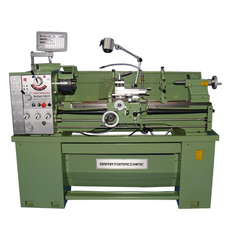 Tornio per Metalli Multitech 1000.51 Digit (1)