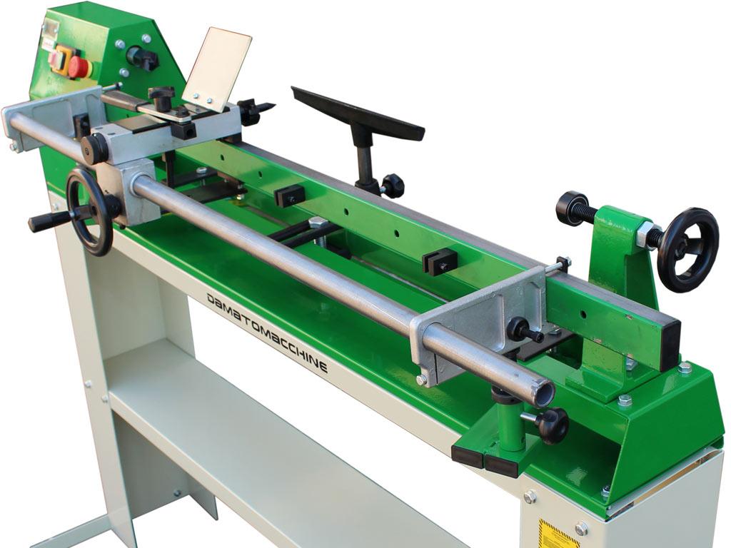 Tornio per lavorare il legno modello tornato tecnosuisse for Costruire un tornio per legno
